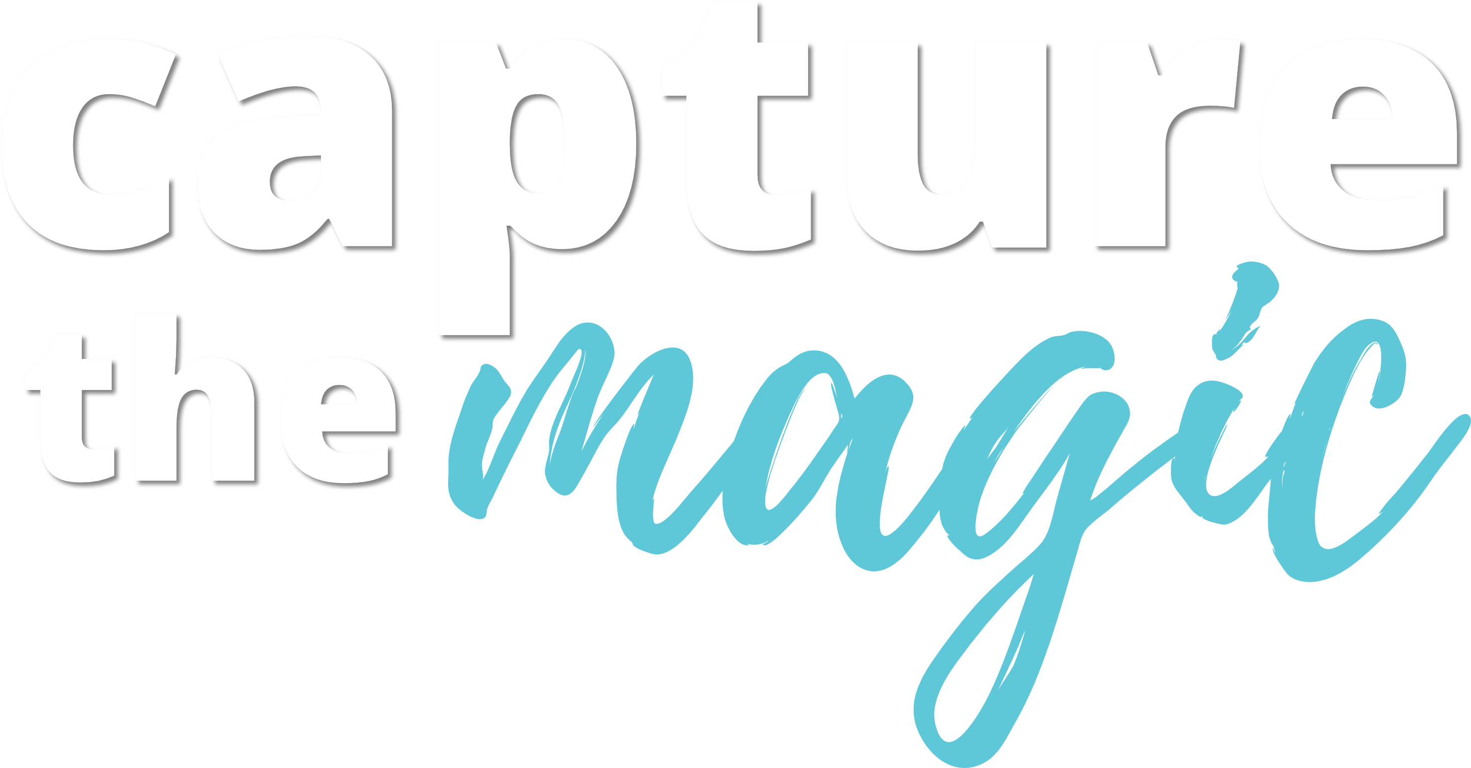 Capture The Magic Apparel